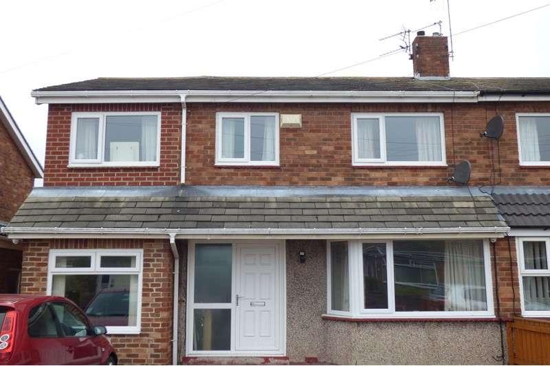 4 Bedrooms Property for sale in Crossfell Gardens, Choppington, Northumberland, NE62 5LA