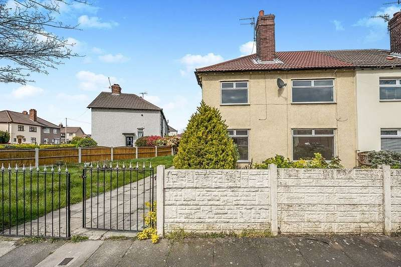 3 Bedrooms Semi Detached House for sale in Hardinge Road, Liverpool, L19