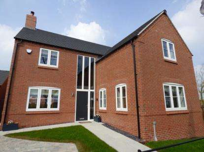 4 Bedrooms Detached House for sale in Rydal Manor Gardens, Kirby Lane, Eye Kettleby, Melton Mowbray