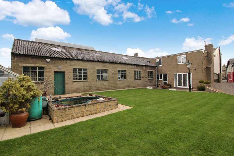 3 Bedrooms End Of Terrace House for sale in Shaftoe Street, Haydon Bridge