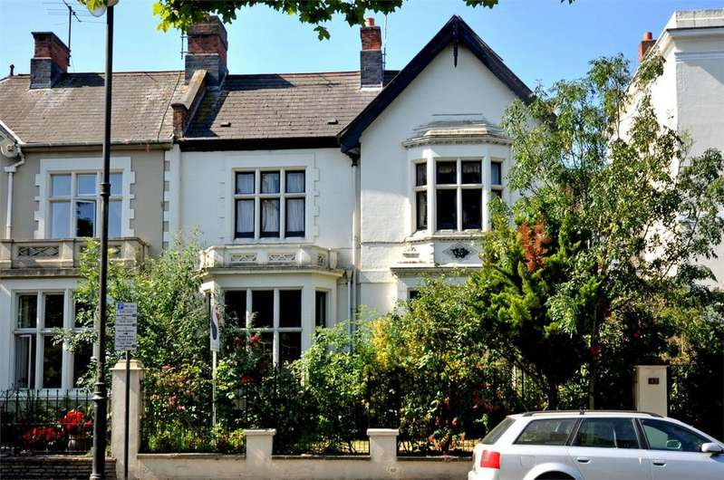 4 Bedrooms Semi Detached House for sale in Montpellier, Cheltenham, Gloucestershire