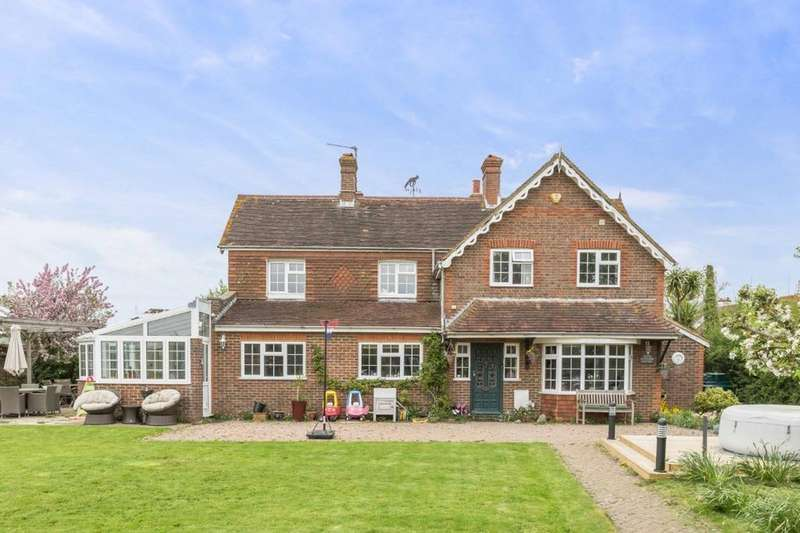 3 Bedrooms Semi Detached House for sale in Danworth Lane, Hurstpierpoint, West Sussex, BN6