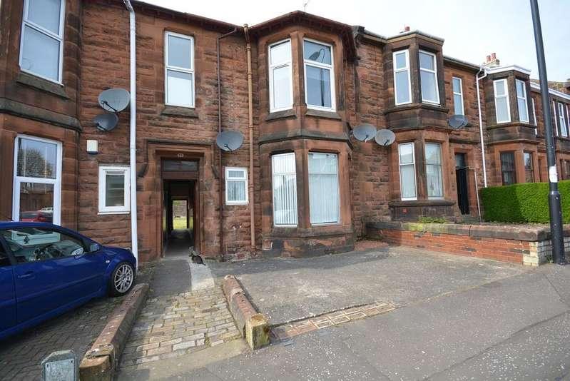 1 Bedroom Flat for sale in Glebe Road, Kilmarnock, KA1