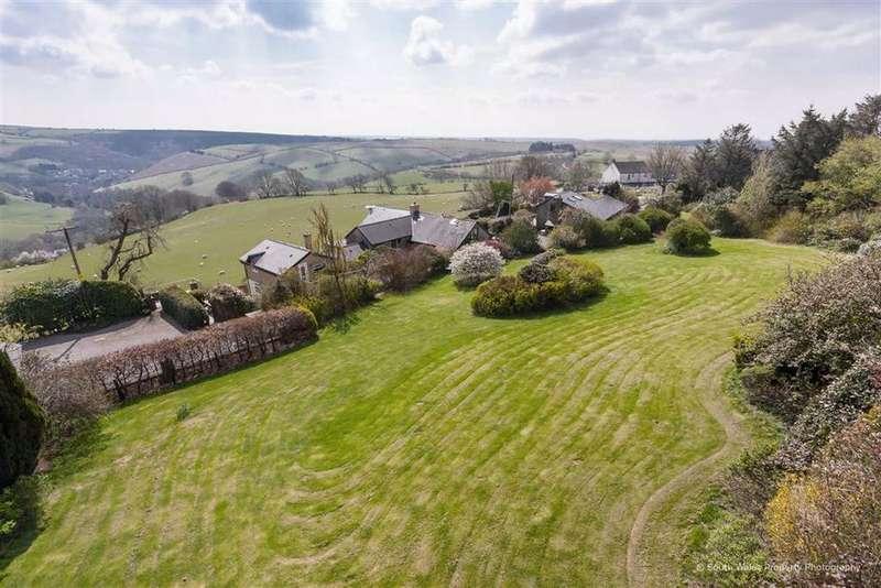 5 Bedrooms Detached House for sale in Cae Abbott, Llangeinor, Bridgend