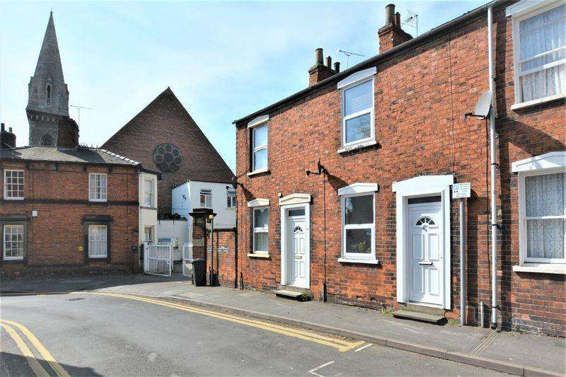 2 Bedrooms Terraced House for sale in Park Street, Lincoln