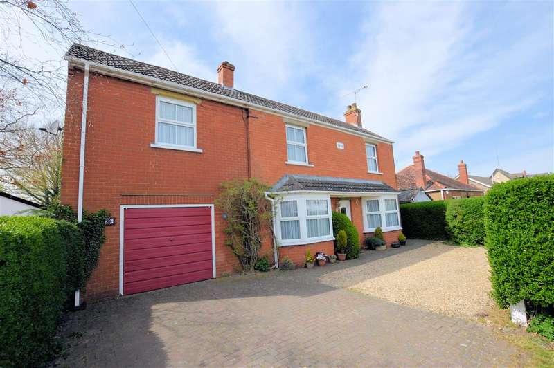 5 Bedrooms Detached House for sale in Hale Road, Heckington