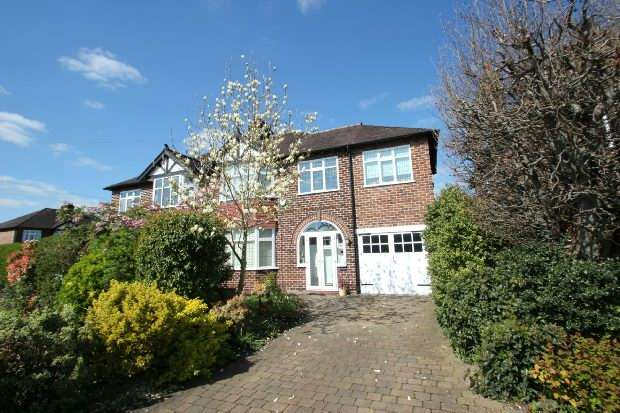 4 Bedrooms Semi Detached House for sale in Fownhope Avenue, Sale