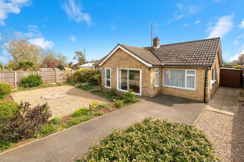 3 Bedrooms Detached Bungalow for sale in Chapel Lane, Leasingham, Sleaford, Lincolnshire, NG34