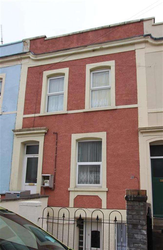 1 Bedroom Ground Flat for sale in Campbell Street, St. Pauls, Bristol
