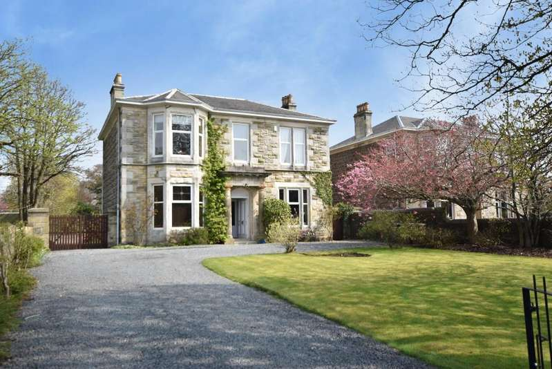 6 Bedrooms Detached Villa House for sale in Hughenden 10 Kilwinning Road, Irvine, KA12 8RU