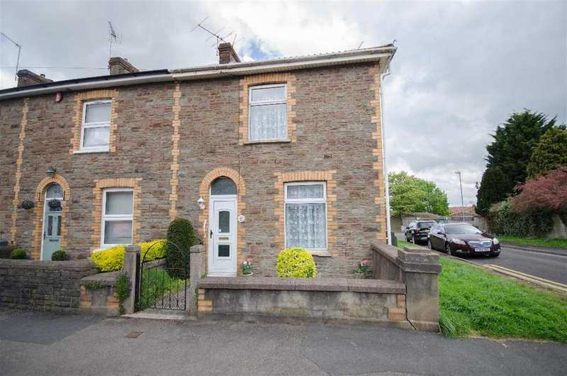 3 Bedrooms End Of Terrace House for sale in Morley Road, Staple Hill, Bristol, BS16 4QS