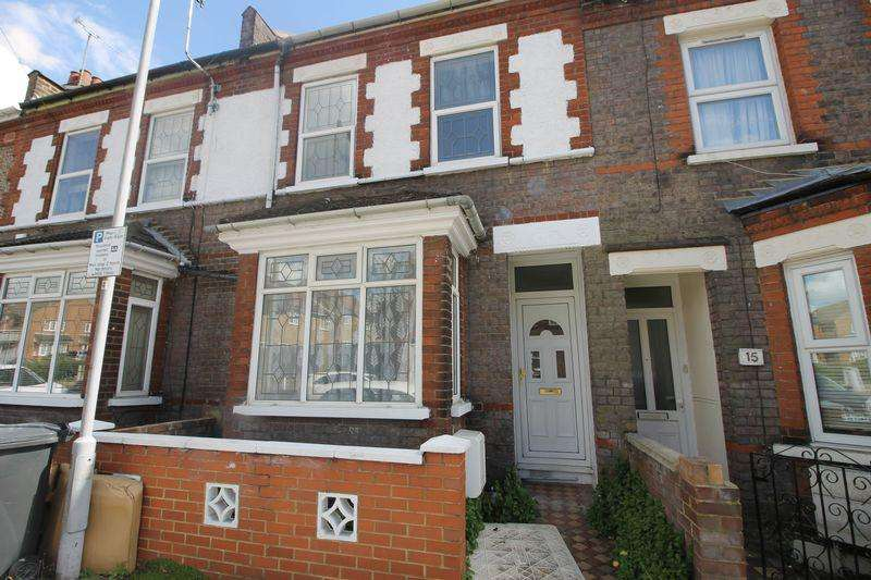 5 Bedrooms Terraced House for rent in Curzon Road, Luton