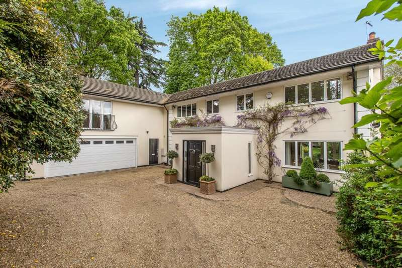 7 Bedrooms Detached House for sale in Gatehouse Close, Coombe, Kingston upon Thames KT2