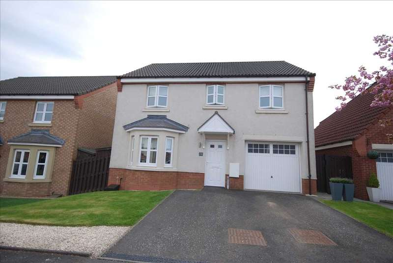 4 Bedrooms Detached House for sale in Nursery Wynd, Kilwinning