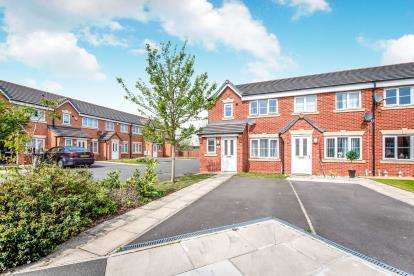 3 Bedrooms Semi Detached House for sale in Westfields Drive, Aintree, Liverpool, Merseyside, L20