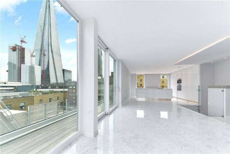 3 Bedrooms Penthouse Flat for sale in Borough Mansions, 99 Borough High Street, SE1