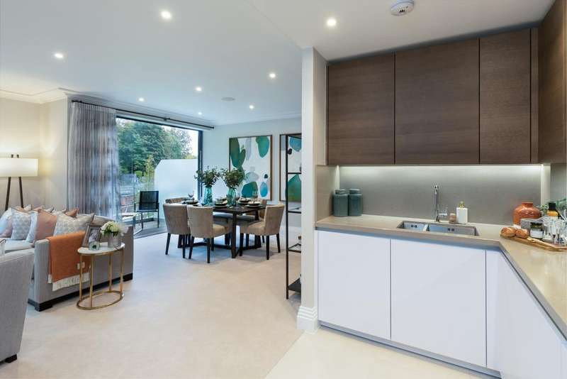 1 Bedroom Apartment Flat for sale in Taplow Riverside, Mil Lane, Taplow