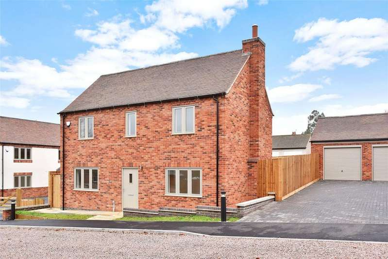 4 Bedrooms Detached House for sale in Ankle Hill, Melton Mowbray, Leicestershire