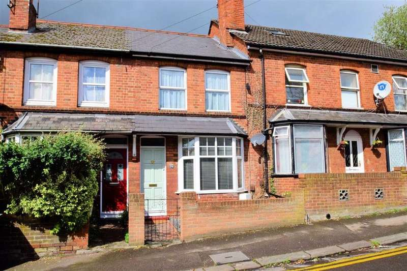 2 Bedrooms Terraced House for sale in Westfield Road, Caversham, Reading