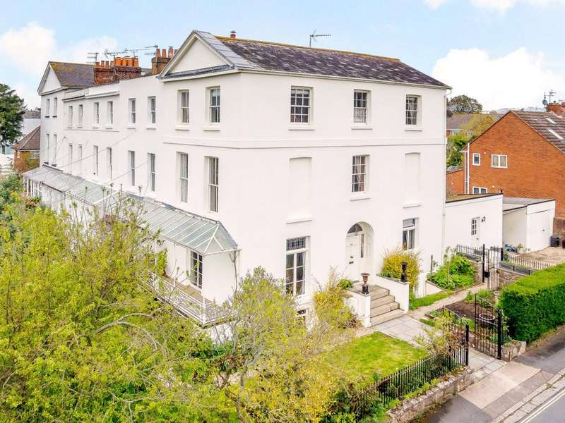6 Bedrooms Semi Detached House for sale in Wonford Road, Exeter, Devon