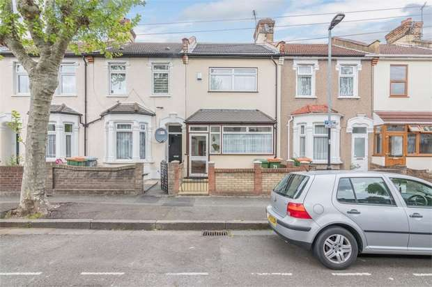 2 Bedrooms Terraced House for sale in Frinton Road, East Ham, London