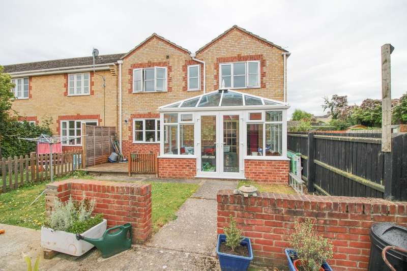 3 Bedrooms End Of Terrace House for sale in Appletree Grove, Burwell