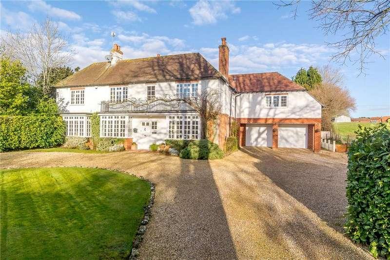6 Bedrooms Detached House for sale in Enborne Street, Newbury, Berkshire, RG20