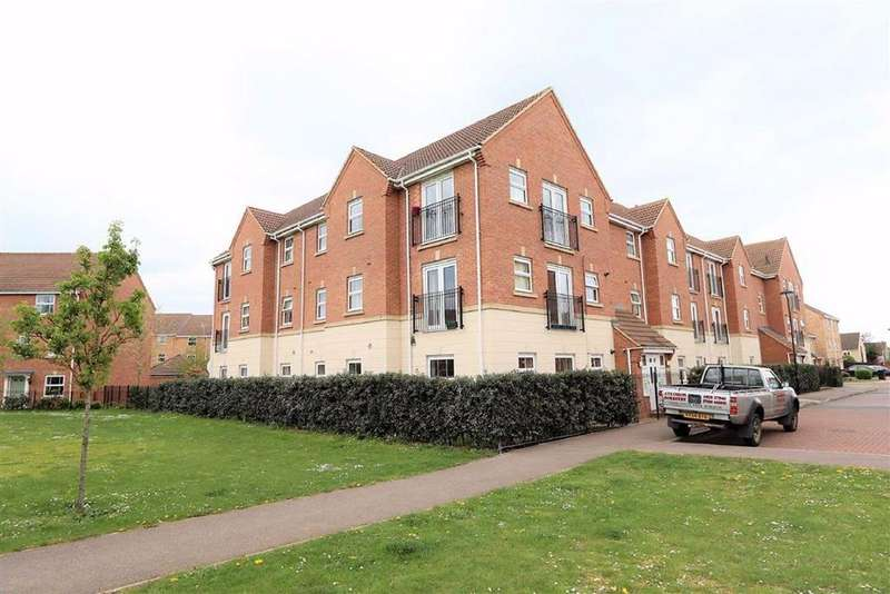 2 Bedrooms Apartment Flat for sale in Drakes Avenue, Leighton Buzzard
