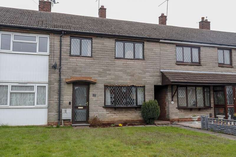 3 Bedrooms Terraced House for sale in Newhall Road, Rowley Regis