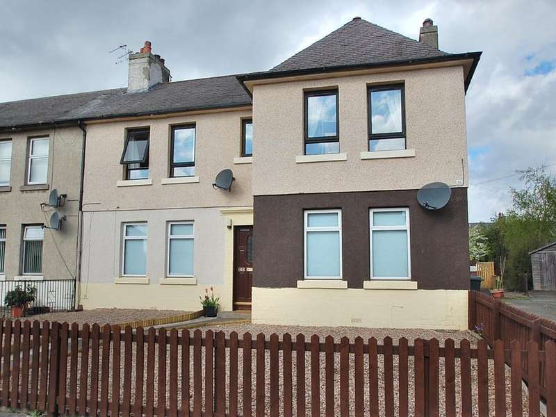 3 Bedrooms Flat for sale in South Marshall Street, Grangemouth FK3