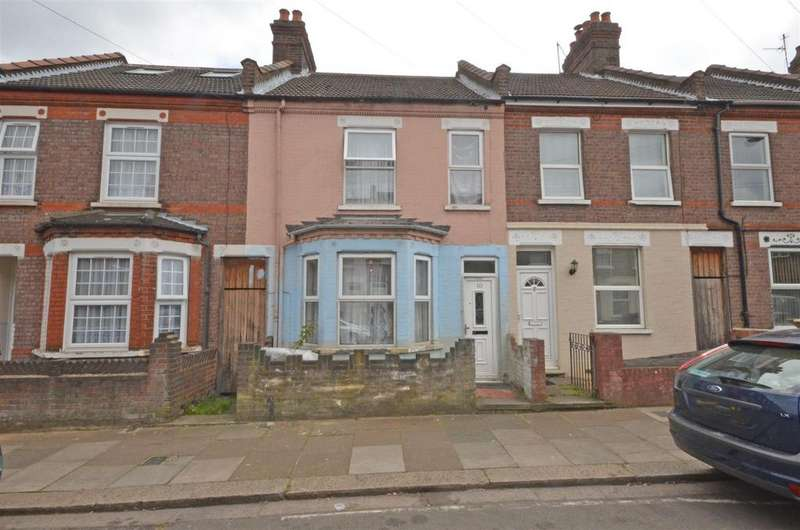 3 Bedrooms Terraced House for sale in Shirley Road, Close to TownCentre