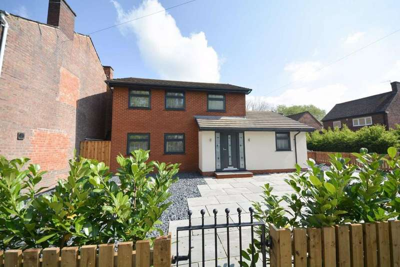 4 Bedrooms Detached House for sale in Warrington Road, Abram, Wigan, WN2