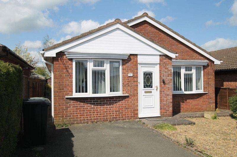 3 Bedrooms Detached Bungalow for sale in Winslow Road, Bromyard
