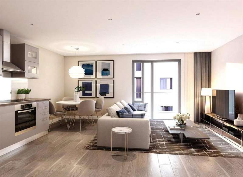 1 Bedroom Flat for sale in Union Place, Slough, SL2