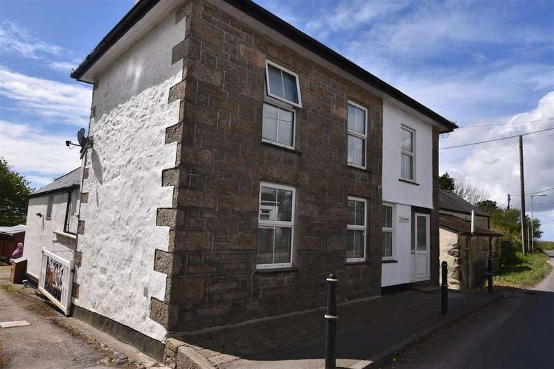 4 Bedrooms Detached House for sale in Piece, Carnkie, Redruth