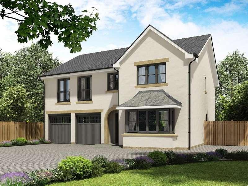 5 Bedrooms Detached House for sale in Raith Grove, KIRKCALDY, Fife, KY2