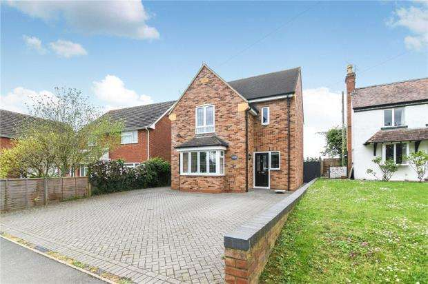 4 Bedrooms Detached House for sale in Cherry Orchard Road, Lower Moor, Pershore