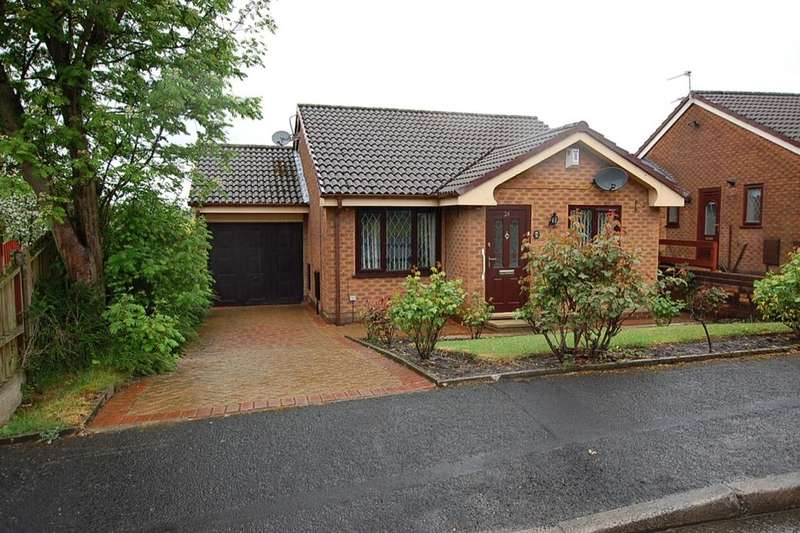 2 Bedrooms Detached Bungalow for sale in Rushmere, Ashton-Under-Lyne, OL6