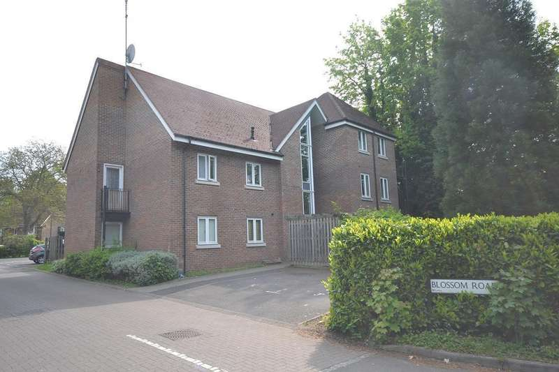 2 Bedrooms Apartment Flat for sale in Blossom Road, St Peters Hill, Caversham Heights, Reading