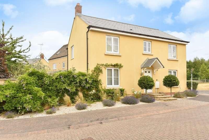 4 Bedrooms Detached House for sale in Prestbury, Cheltenham