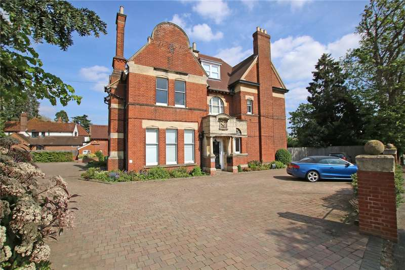 3 Bedrooms Flat for sale in Bath Road, Reading, Berkshire, RG1