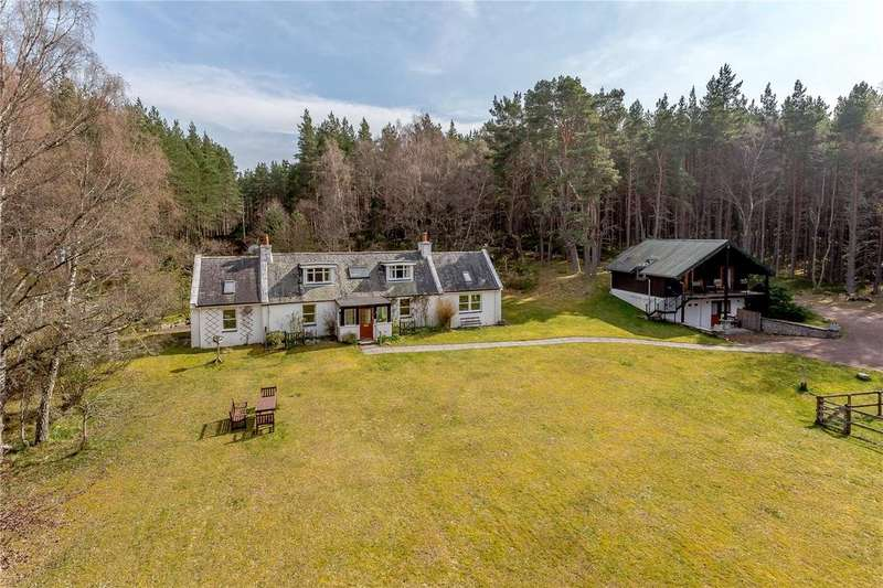 3 Bedrooms Detached House for sale in Kingussie, Inverness-Shire