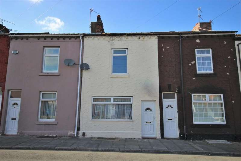 2 Bedrooms Terraced House for sale in Church Street, WIDNES, Cheshire