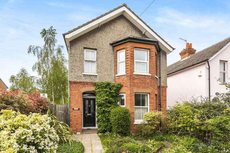 3 Bedrooms Detached House for sale in Windsor Road, Maidenhead, SL6