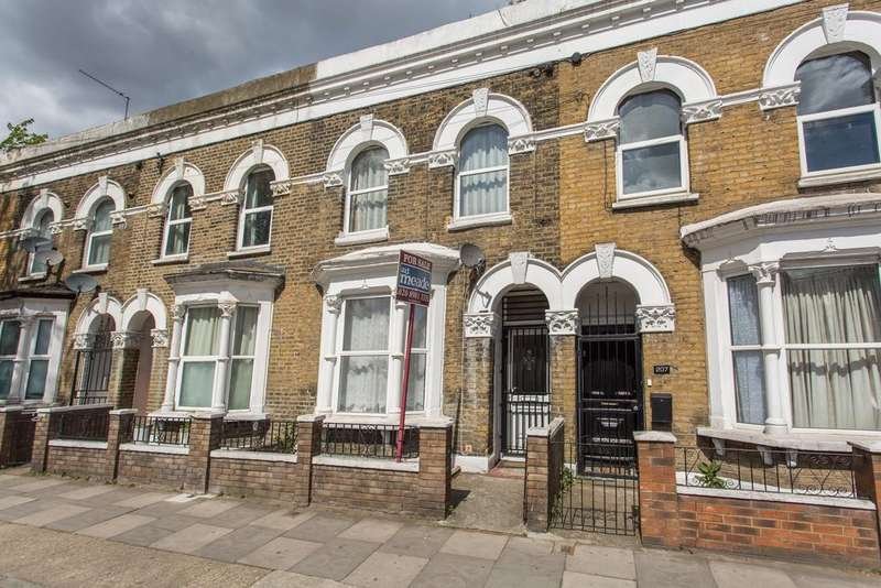 4 Bedrooms Town House for sale in Abbott Road, E14