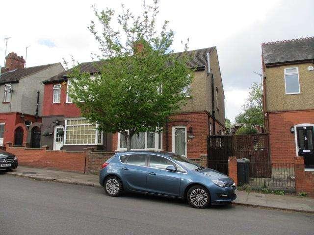 3 Bedrooms Semi Detached House for sale in Ferndale Road, Luton LU1