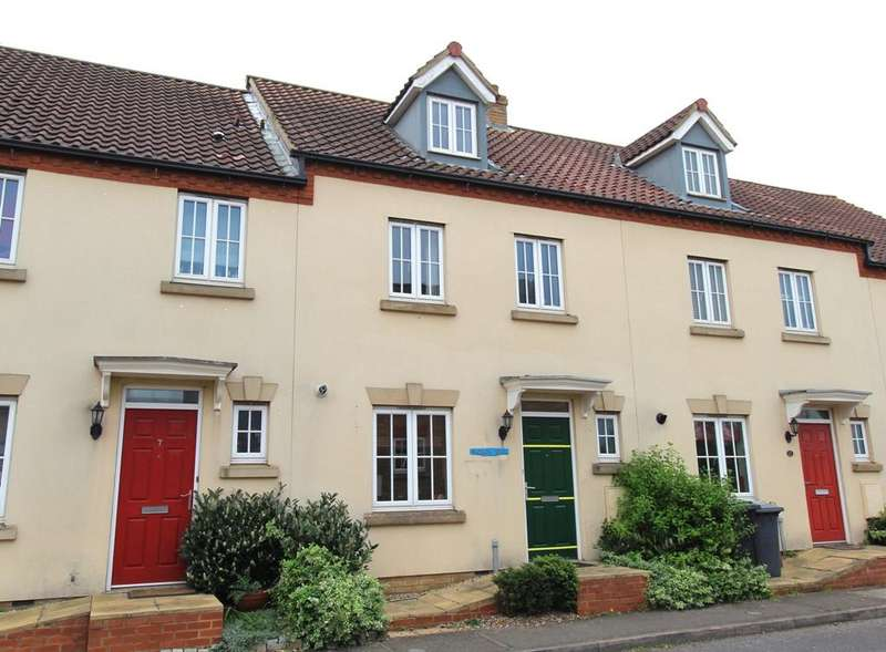 4 Bedrooms Terraced House for sale in Crow Hill, Sandy SG19