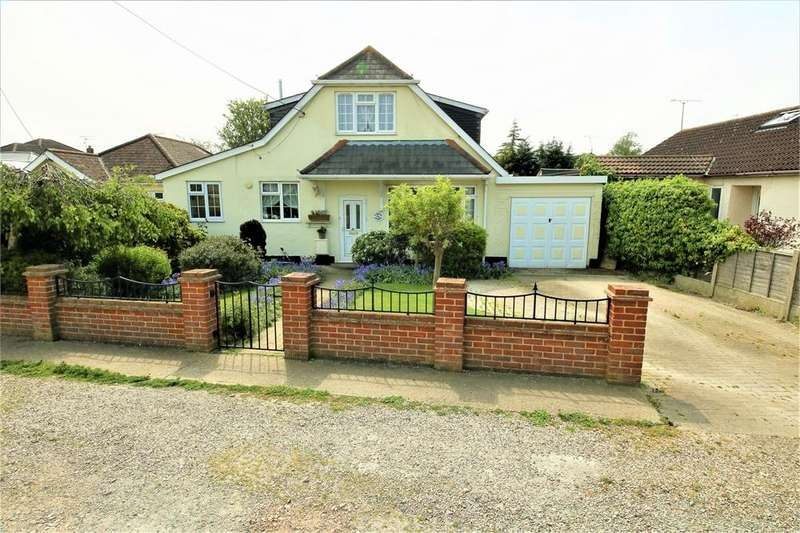 5 Bedrooms Chalet House for sale in Marine Approach, CANVEY ISLAND, Essex