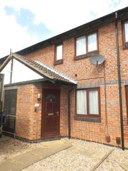2 Bedrooms Terraced House for sale in Bath Street, Market Harborough, Leicestershire