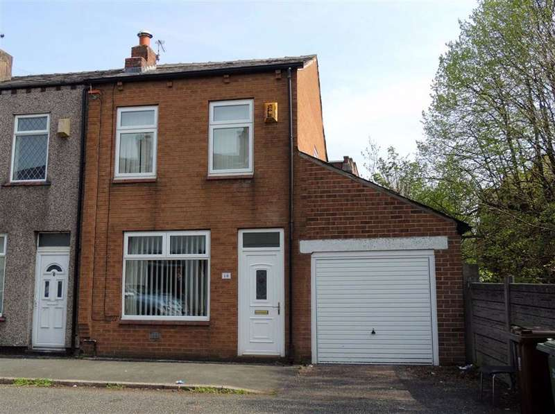 2 Bedrooms End Of Terrace House for sale in Didsbury Grove, Hindley, Wigan